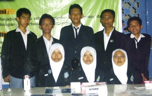 Boarding School Exhibition Team, dalam Pameran sekaten, 2008